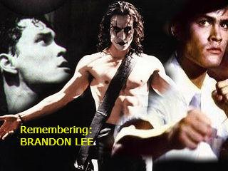 Remembering: Brandon Lee