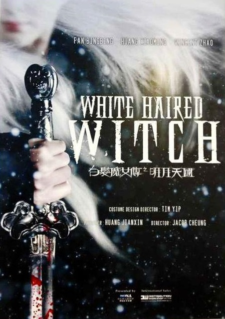 The White Haired Witch Of Lunar Kingdom (2014) x264 720p BRRiP Eng Subs {Dual Audio} [Hindi 2.0 + CH 5.1] Exclusive By DREDD 940Mb