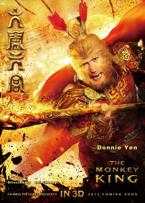 O Rei Macaco Legendado